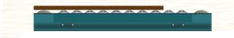 PBT Ball Transfer Table Conveyor Line Workstation
